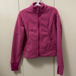 Ivivva Pink Thick Jacket